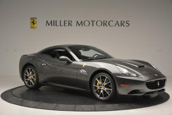 Used 2013 Ferrari California 30 for sale $110,900 at Alfa Romeo of Greenwich in Greenwich CT 06830 22