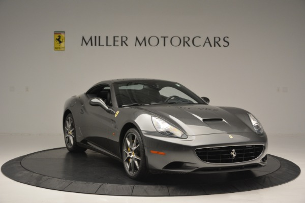 Used 2013 Ferrari California 30 for sale $110,900 at Alfa Romeo of Greenwich in Greenwich CT 06830 23