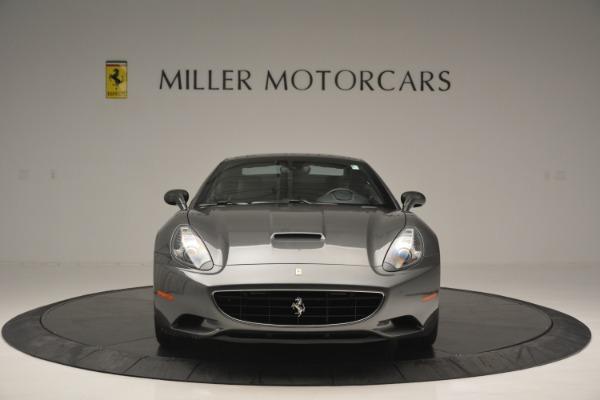 Used 2013 Ferrari California 30 for sale $110,900 at Alfa Romeo of Greenwich in Greenwich CT 06830 24