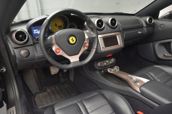 Used 2013 Ferrari California 30 for sale $110,900 at Alfa Romeo of Greenwich in Greenwich CT 06830 25