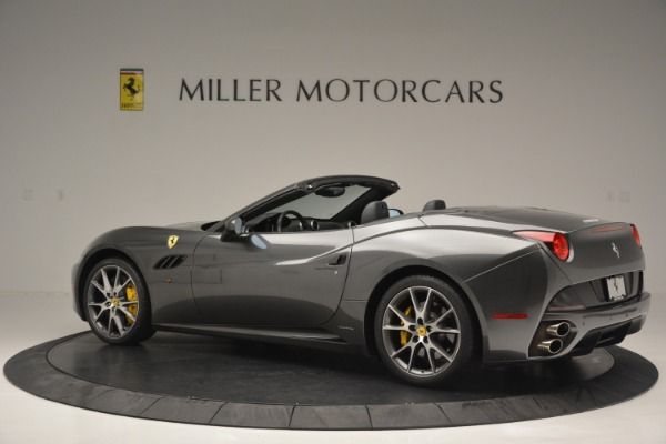 Used 2013 Ferrari California 30 for sale $110,900 at Alfa Romeo of Greenwich in Greenwich CT 06830 4