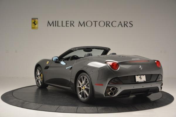 Used 2013 Ferrari California 30 for sale $110,900 at Alfa Romeo of Greenwich in Greenwich CT 06830 5