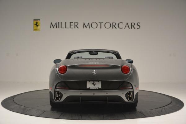 Used 2013 Ferrari California 30 for sale $110,900 at Alfa Romeo of Greenwich in Greenwich CT 06830 6