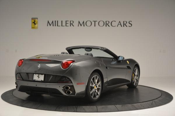 Used 2013 Ferrari California 30 for sale $110,900 at Alfa Romeo of Greenwich in Greenwich CT 06830 7