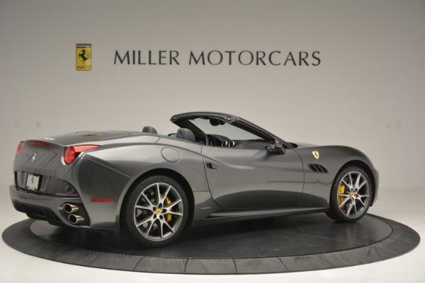 Used 2013 Ferrari California 30 for sale $110,900 at Alfa Romeo of Greenwich in Greenwich CT 06830 8