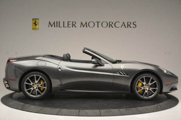 Used 2013 Ferrari California 30 for sale $110,900 at Alfa Romeo of Greenwich in Greenwich CT 06830 9