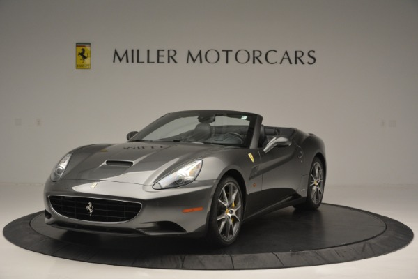 Used 2013 Ferrari California 30 for sale $110,900 at Alfa Romeo of Greenwich in Greenwich CT 06830 1