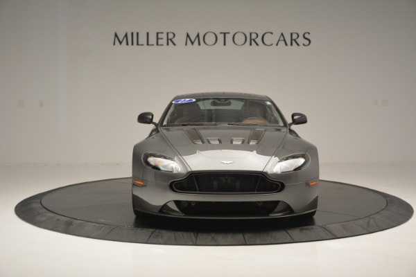 Used 2017 Aston Martin V12 Vantage S for sale Sold at Alfa Romeo of Greenwich in Greenwich CT 06830 12