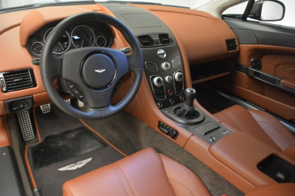 Used 2017 Aston Martin V12 Vantage S for sale Sold at Alfa Romeo of Greenwich in Greenwich CT 06830 16