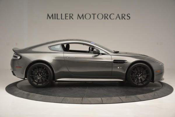 Used 2017 Aston Martin V12 Vantage S for sale Sold at Alfa Romeo of Greenwich in Greenwich CT 06830 9