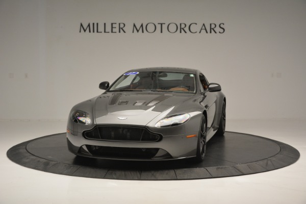 Used 2017 Aston Martin V12 Vantage S for sale Sold at Alfa Romeo of Greenwich in Greenwich CT 06830 1