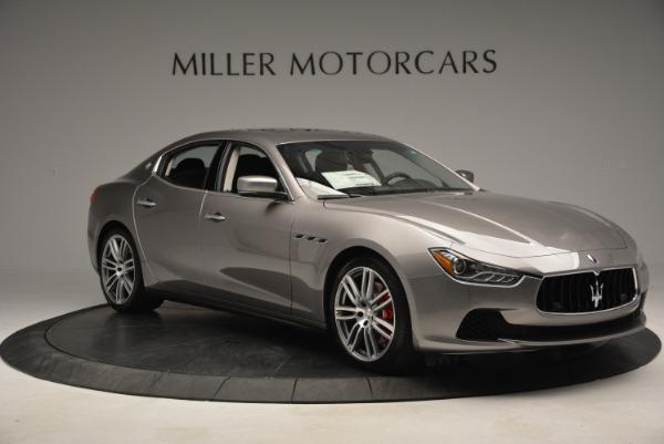 Used 2014 Maserati Ghibli S Q4 for sale Sold at Alfa Romeo of Greenwich in Greenwich CT 06830 11