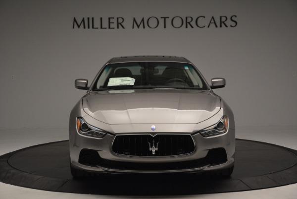 Used 2014 Maserati Ghibli S Q4 for sale Sold at Alfa Romeo of Greenwich in Greenwich CT 06830 12