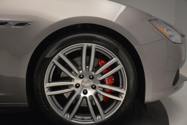 Used 2014 Maserati Ghibli S Q4 for sale Sold at Alfa Romeo of Greenwich in Greenwich CT 06830 13