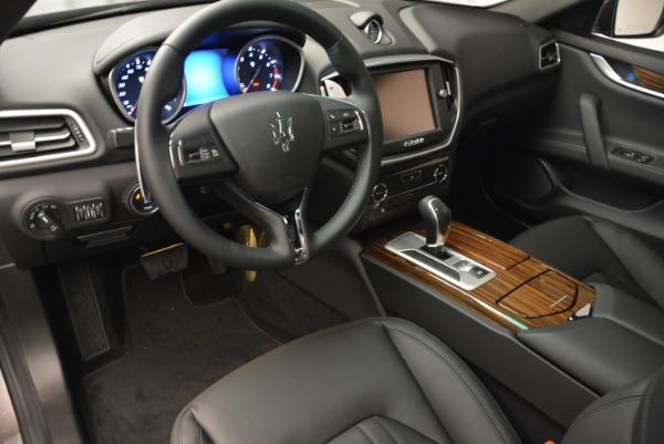 Used 2014 Maserati Ghibli S Q4 for sale Sold at Alfa Romeo of Greenwich in Greenwich CT 06830 14