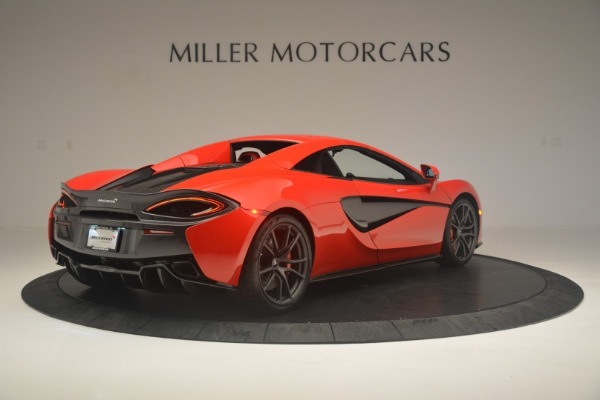 New 2019 McLaren 570S Spider Convertible for sale Sold at Alfa Romeo of Greenwich in Greenwich CT 06830 18