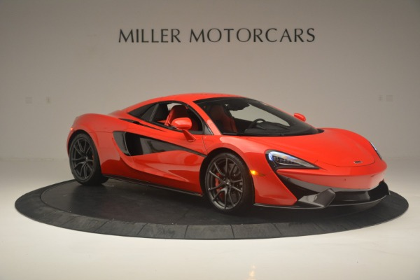 New 2019 McLaren 570S Spider Convertible for sale Sold at Alfa Romeo of Greenwich in Greenwich CT 06830 20