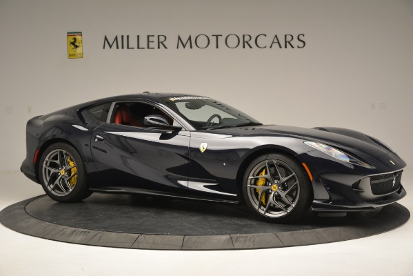 Used 2018 Ferrari 812 Superfast for sale $363,900 at Alfa Romeo of Greenwich in Greenwich CT 06830 11