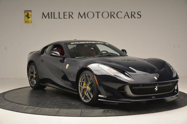 Used 2018 Ferrari 812 Superfast for sale $339,900 at Alfa Romeo of Greenwich in Greenwich CT 06830 12