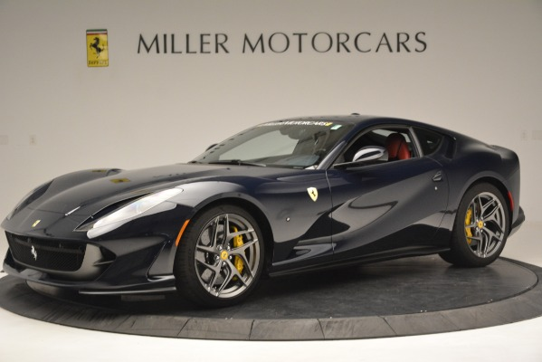 Used 2018 Ferrari 812 Superfast for sale $363,900 at Alfa Romeo of Greenwich in Greenwich CT 06830 2
