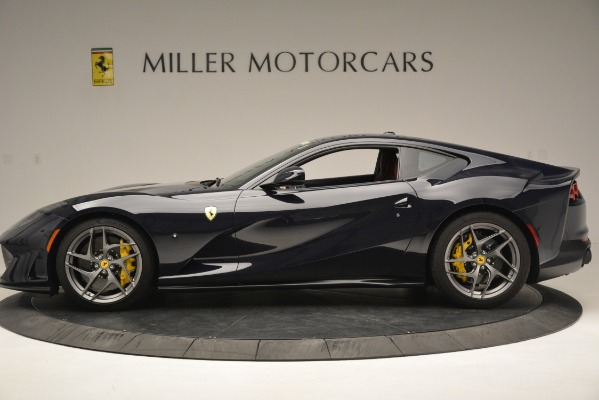Used 2018 Ferrari 812 Superfast for sale $363,900 at Alfa Romeo of Greenwich in Greenwich CT 06830 3