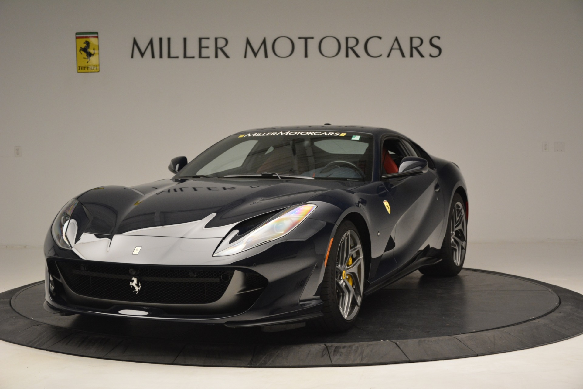 Used 2018 Ferrari 812 Superfast for sale $363,900 at Alfa Romeo of Greenwich in Greenwich CT 06830 1