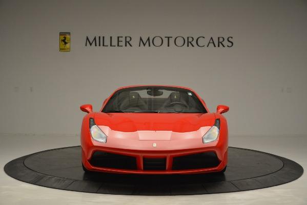 Used 2018 Ferrari 488 Spider for sale Sold at Alfa Romeo of Greenwich in Greenwich CT 06830 12