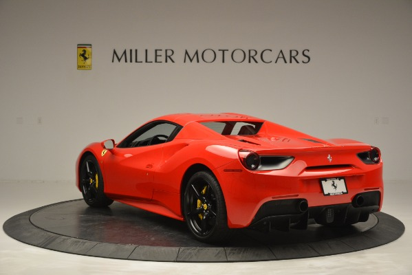 Used 2018 Ferrari 488 Spider for sale Sold at Alfa Romeo of Greenwich in Greenwich CT 06830 17