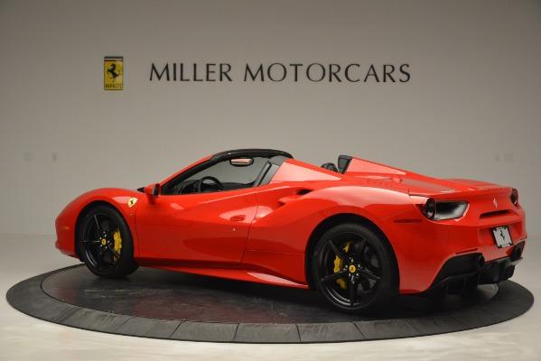 Used 2018 Ferrari 488 Spider for sale Sold at Alfa Romeo of Greenwich in Greenwich CT 06830 4