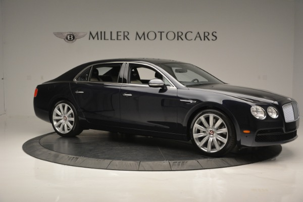 New 2018 Bentley Flying Spur V8 for sale Sold at Alfa Romeo of Greenwich in Greenwich CT 06830 10