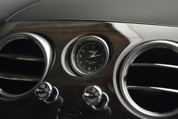 New 2018 Bentley Flying Spur V8 for sale Sold at Alfa Romeo of Greenwich in Greenwich CT 06830 22
