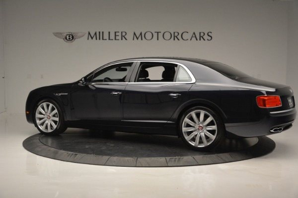 New 2018 Bentley Flying Spur V8 for sale Sold at Alfa Romeo of Greenwich in Greenwich CT 06830 4