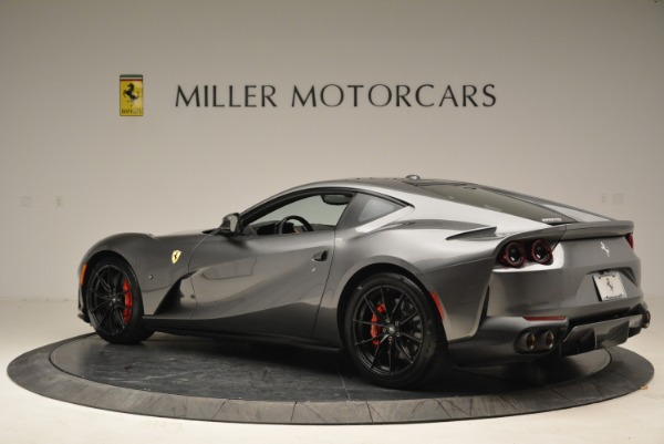 Used 2018 Ferrari 812 Superfast for sale Sold at Alfa Romeo of Greenwich in Greenwich CT 06830 4
