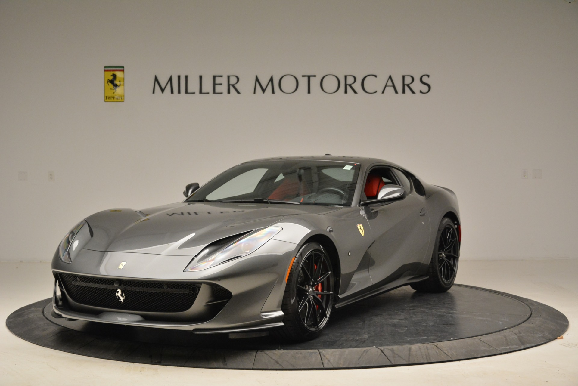 Used 2018 Ferrari 812 Superfast for sale Sold at Alfa Romeo of Greenwich in Greenwich CT 06830 1