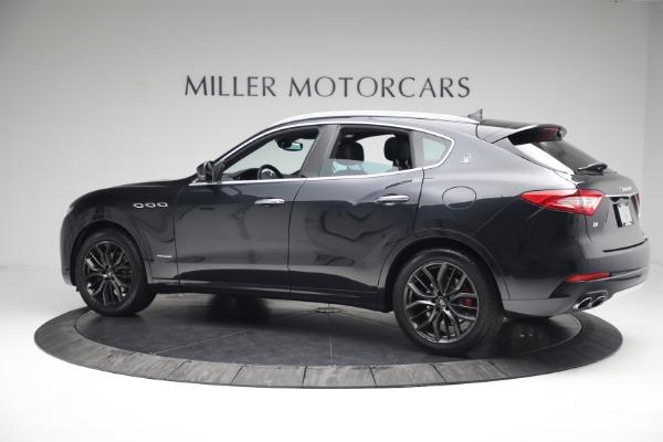 New 2019 Maserati Levante Q4 GranLusso for sale Sold at Alfa Romeo of Greenwich in Greenwich CT 06830 4