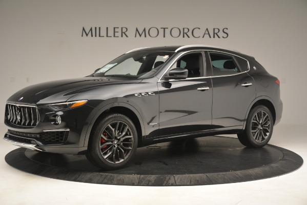 New 2019 Maserati Levante Q4 GranLusso for sale Sold at Alfa Romeo of Greenwich in Greenwich CT 06830 2