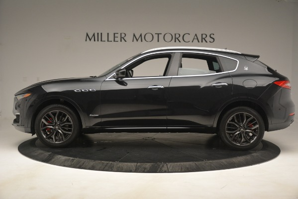 New 2019 Maserati Levante Q4 GranLusso for sale Sold at Alfa Romeo of Greenwich in Greenwich CT 06830 3