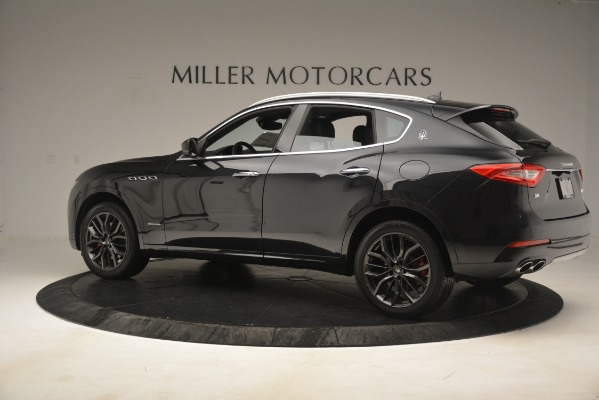 New 2019 Maserati Levante Q4 GranLusso for sale Sold at Alfa Romeo of Greenwich in Greenwich CT 06830 4