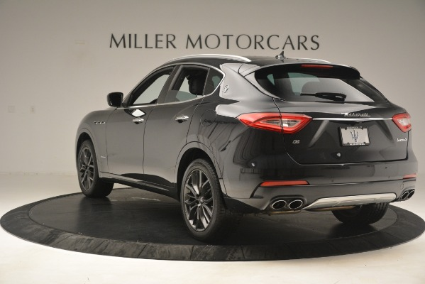 New 2019 Maserati Levante Q4 GranLusso for sale Sold at Alfa Romeo of Greenwich in Greenwich CT 06830 5