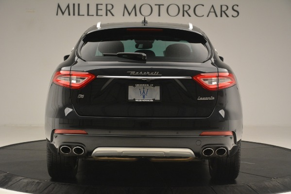 New 2019 Maserati Levante Q4 GranLusso for sale Sold at Alfa Romeo of Greenwich in Greenwich CT 06830 6