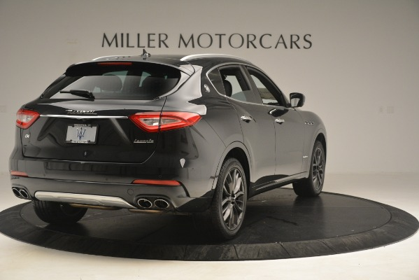 New 2019 Maserati Levante Q4 GranLusso for sale Sold at Alfa Romeo of Greenwich in Greenwich CT 06830 7