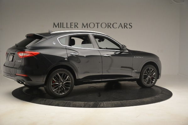 New 2019 Maserati Levante Q4 GranLusso for sale Sold at Alfa Romeo of Greenwich in Greenwich CT 06830 8