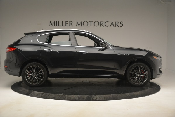 New 2019 Maserati Levante Q4 GranLusso for sale Sold at Alfa Romeo of Greenwich in Greenwich CT 06830 9