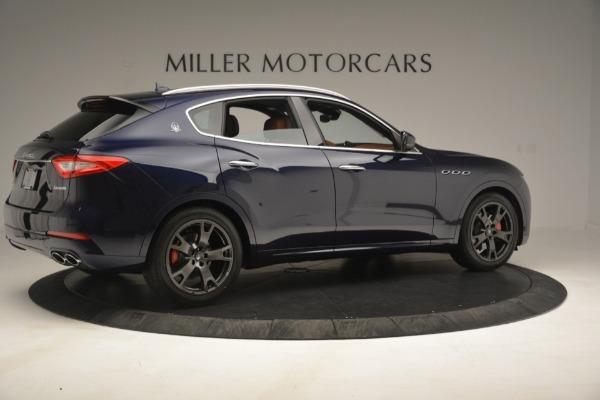 New 2019 Maserati Levante Q4 for sale Sold at Alfa Romeo of Greenwich in Greenwich CT 06830 8