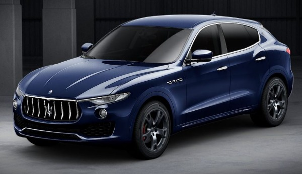 New 2019 Maserati Levante Q4 for sale Sold at Alfa Romeo of Greenwich in Greenwich CT 06830 1