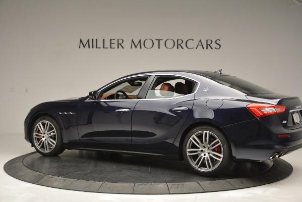 New 2019 Maserati Ghibli S Q4 for sale $90,950 at Alfa Romeo of Greenwich in Greenwich CT 06830 4