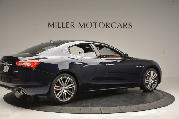 New 2019 Maserati Ghibli S Q4 for sale $90,950 at Alfa Romeo of Greenwich in Greenwich CT 06830 8