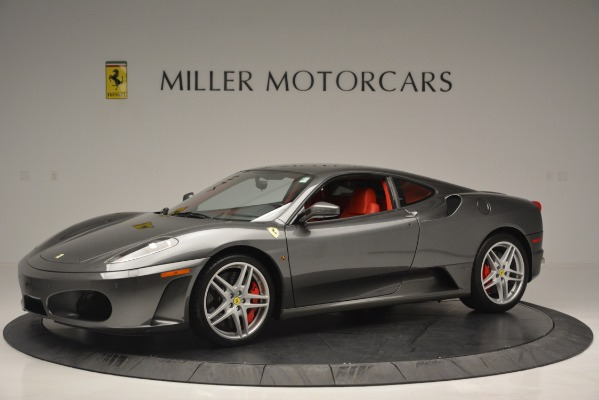 Used 2008 Ferrari F430 for sale Sold at Alfa Romeo of Greenwich in Greenwich CT 06830 2