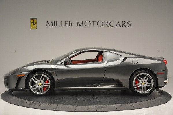 Used 2008 Ferrari F430 for sale Sold at Alfa Romeo of Greenwich in Greenwich CT 06830 3