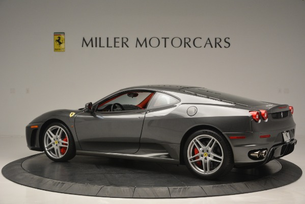 Used 2008 Ferrari F430 for sale Sold at Alfa Romeo of Greenwich in Greenwich CT 06830 4